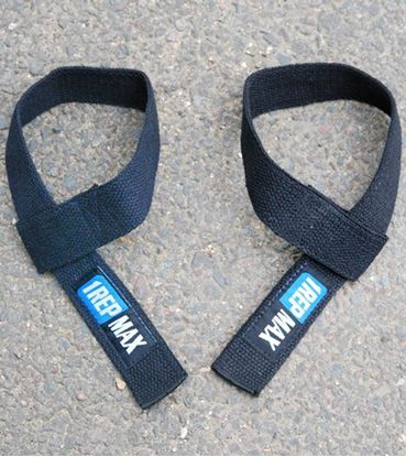 1 Rep Max Lifting Straps