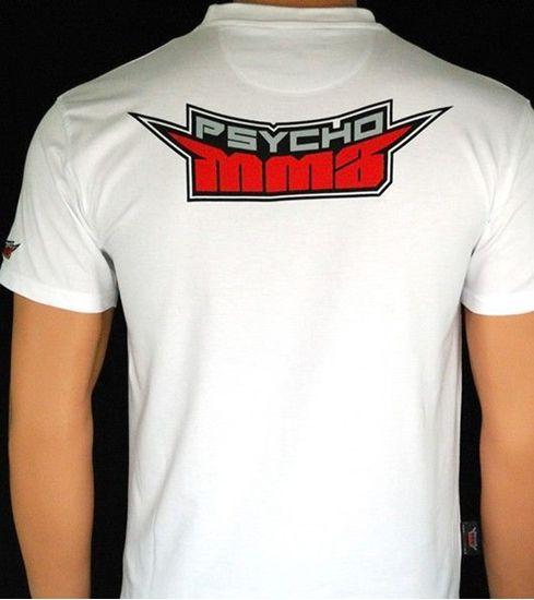 Psycho MMA Backprint Logo